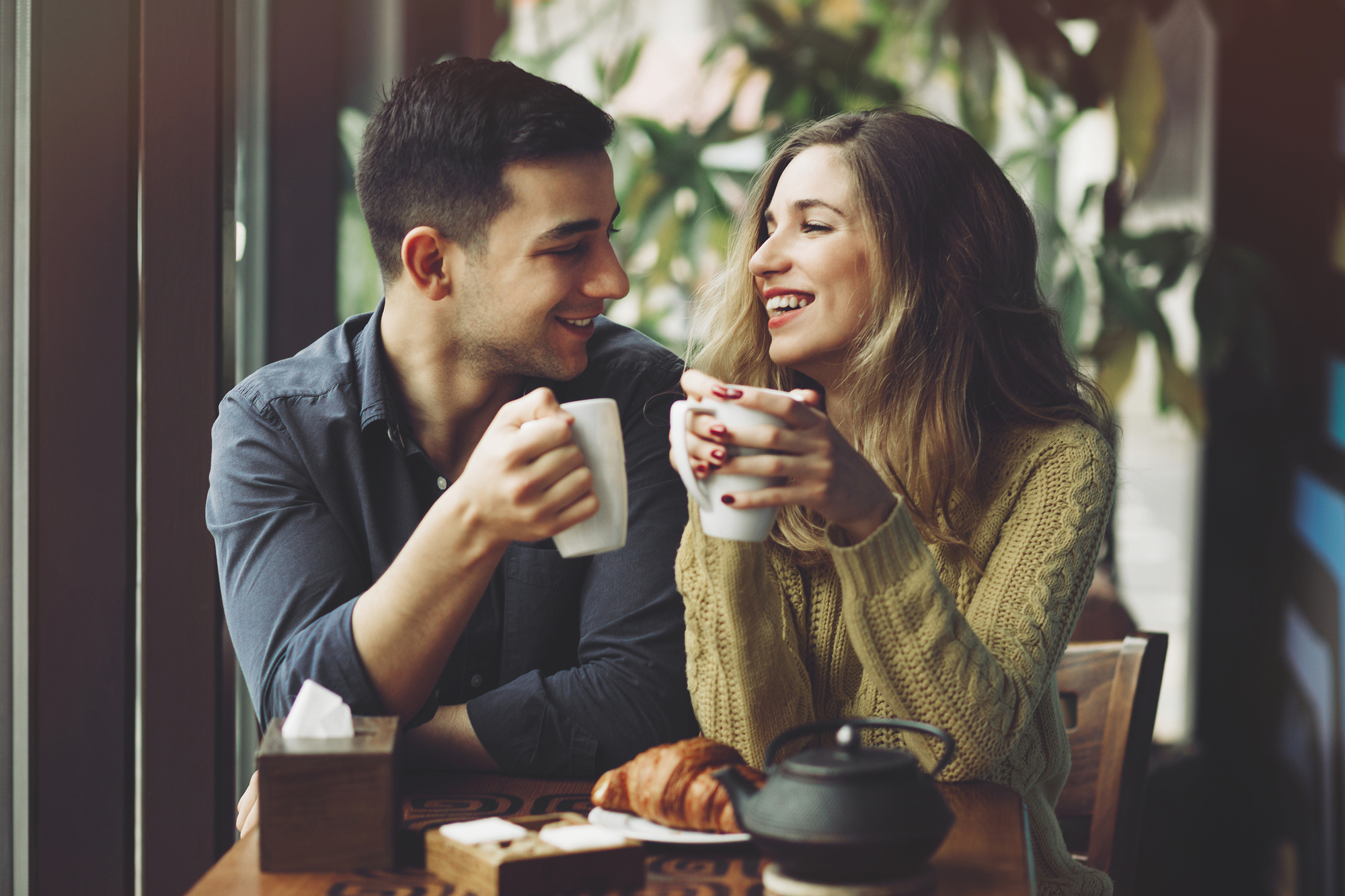 Intimate conversation starters for couples
