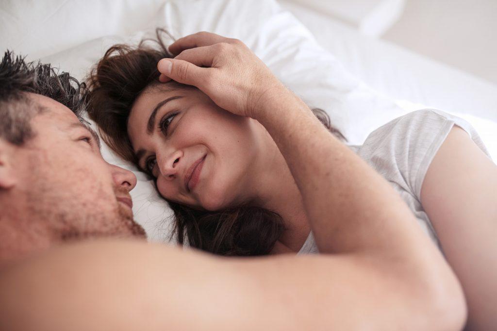 intimate relationship