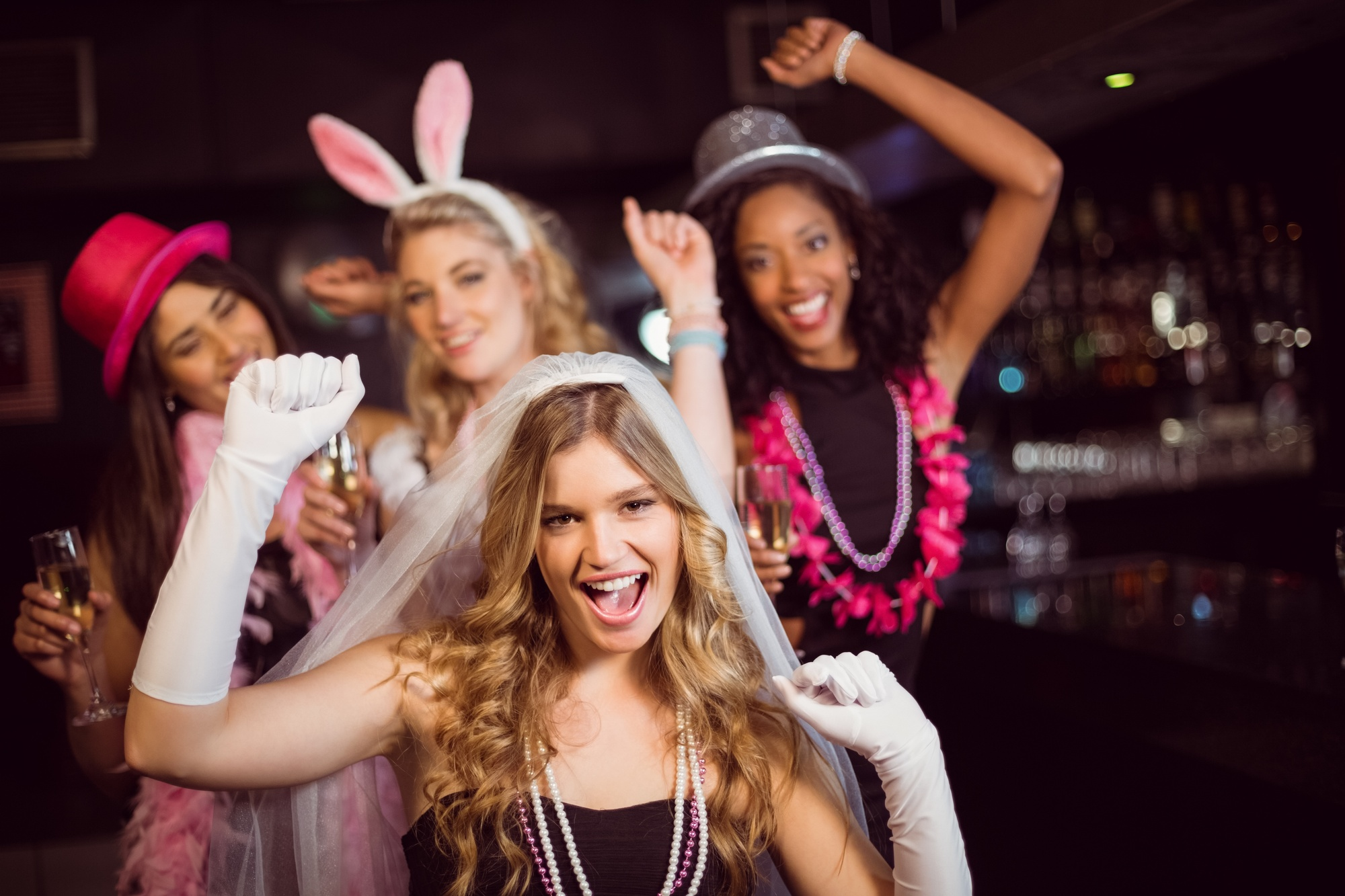 Their women bachelorette party at percent cheat what of These are